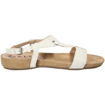 Sko Dame Sandaler Mally 4681 hvid