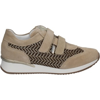 Sko Dame Lave sneakers Keys 5003 Beige