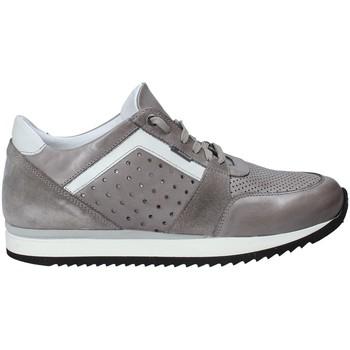 Sko Herre Lave sneakers Exton 558 Grå