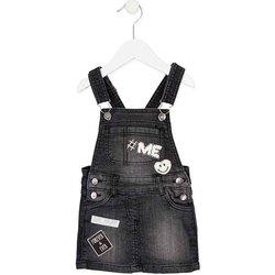 textil Pige Buksedragter / Overalls Losan 726 7012AD Sort