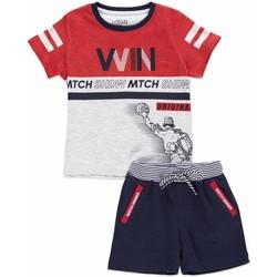 textil Børn Sæt Losan 815-8009AC Grå