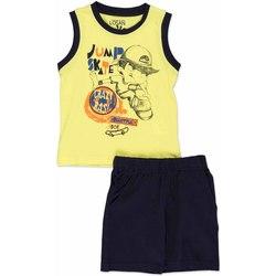 textil Børn Sæt Losan 815-8042AC Gul