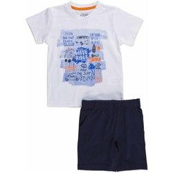 textil Børn Sæt Losan 815-8045AC hvid