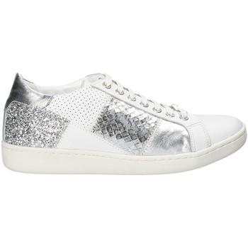 Sko Dame Lave sneakers Keys 5531 hvid