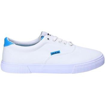 Sko Herre Lave sneakers Gas GAM810160 hvid