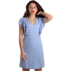 textil Dame Korte kjoler Gaudi 911FD15050 Blå