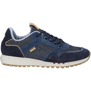 Sko Herre Lave sneakers Wrangler WM91051A Blå