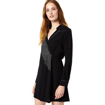 textil Dame Korte kjoler Liu Jo F69292 T9121 Sort