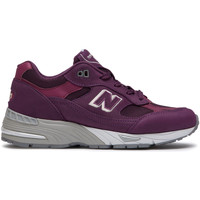 Sko Dame Lave sneakers New Balance NBW991DNS Rød