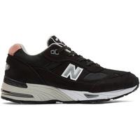 Sko Dame Lave sneakers New Balance NBW991KKP Sort
