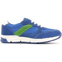 Sko Børn Lave sneakers Crazy MK6020F6E.C Blå