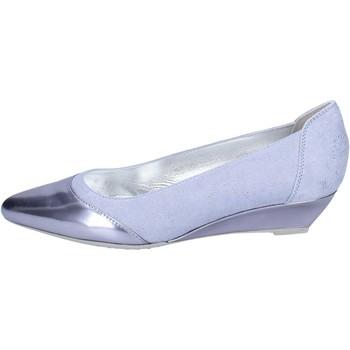 Sko Dame Ballerinaer Hogan ballerina sko BK686 Blå