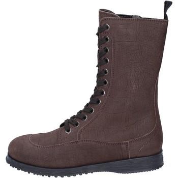 Sko Dame Høje støvletter Hogan Ankelstøvler BK691 Brun