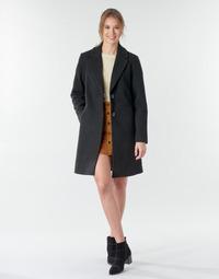 textil Dame Frakker Only ONLNATALIA Sort