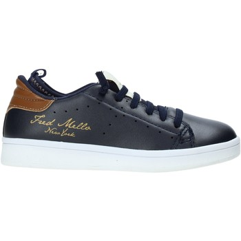 Sko Børn Lave sneakers Fred Mello W19-SFK201 Blå