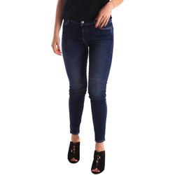 textil Dame Jeans Gas 355652 Blå