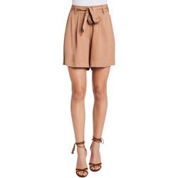 textil Dame Shorts Gaudi 011FD25016 Beige