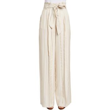 textil Dame Løstsiddende bukser / Haremsbukser Gaudi 011FD25029 Beige