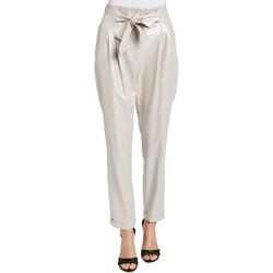 textil Dame Bukser Gaudi 011FD25031 Grå
