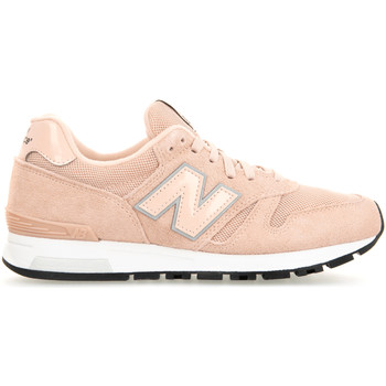 Sko Dame Sneakers New Balance NBWL565BD Lyserød