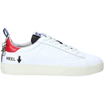 Sko Herre Lave sneakers Gas GAM914021 hvid