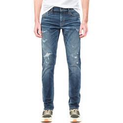 textil Herre Lige jeans Antony Morato MMDT00199 FA750218 Blå