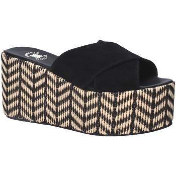 Sko Dame Tøfler Exé Shoes G41007057004 Sort