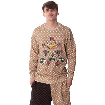 textil Herre Sweatshirts Sprayground 20SP025 Beige