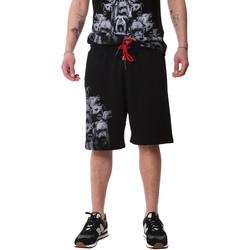 textil Herre Shorts Sprayground 20SP031 Sort