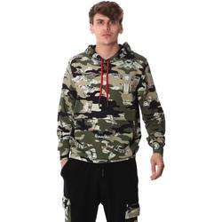 textil Herre Sweatshirts Sprayground 20SP008 Grøn