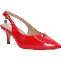 Sko Dame Højhælede sko Gold&gold A20 GE01 Rød