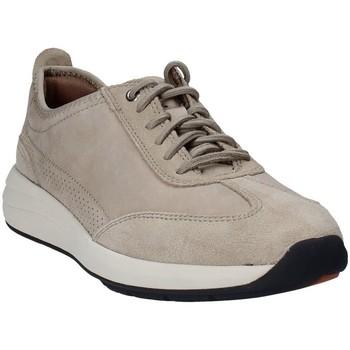 Sko Herre Lave sneakers Clarks 133350 Grå