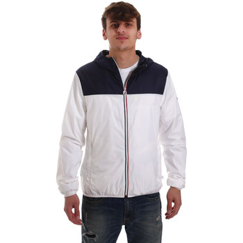textil Herre Vindjakker Invicta 4431682/U hvid