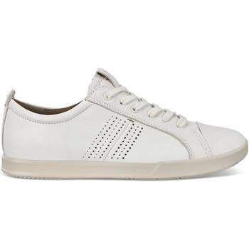 Sko Herre Lave sneakers Ecco 53620401007 hvid