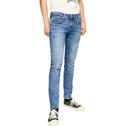 textil Herre Smalle jeans Pepe jeans PM200823WF92 Blå