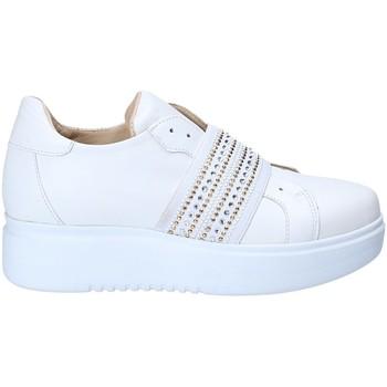 Sko Dame Lave sneakers Exton E05 hvid