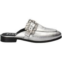 Sko Dame Træsko Pixy Shoes 8062204 Grå