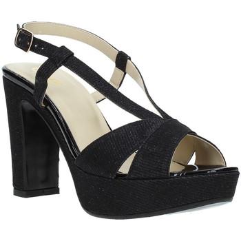 Sko Dame Sandaler Grace Shoes JN 122 Sort