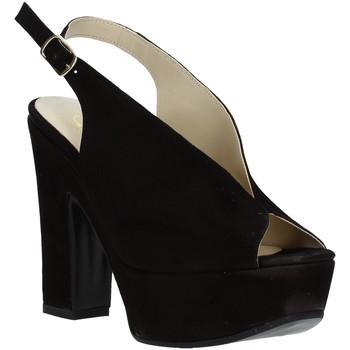 Sko Dame Sandaler Grace Shoes TQ 107 Sort