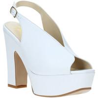 Sko Dame Sandaler Grace Shoes TQ 107 hvid