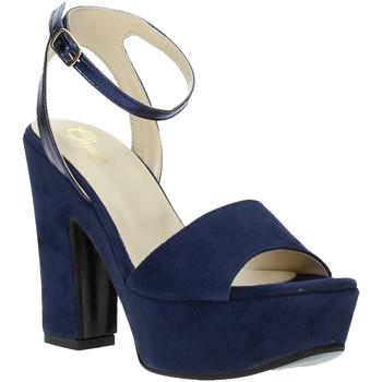 Sko Dame Sandaler Grace Shoes TQ 106 Blå
