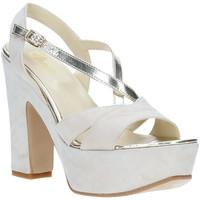Sko Dame Sandaler Grace Shoes TQ 126 Beige