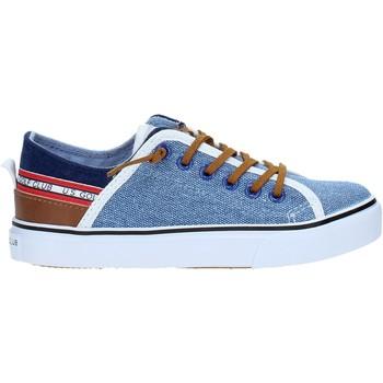 Sko Børn Lave sneakers U.s. Golf S19-SUK407 Blå