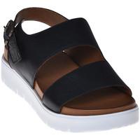 Sko Dame Sandaler Bueno Shoes N3409 Sort