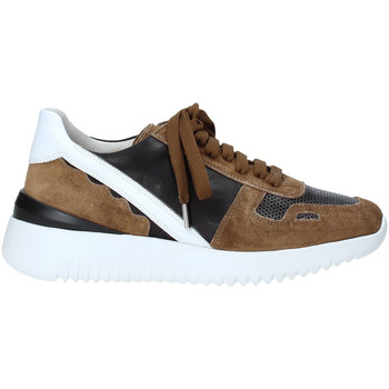 Sko Dame Lave sneakers Triver Flight 101-02C Sort