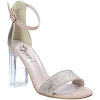 Sko Dame Sandaler Grace Shoes 018TR003 Beige