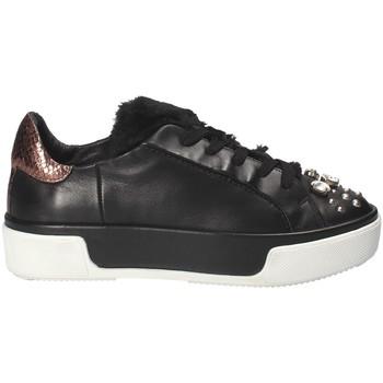 Sko Dame Lave sneakers Janet Sport 42729 Sort