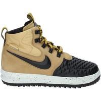 Sko Børn Høje sneakers Nike 922807 Gul