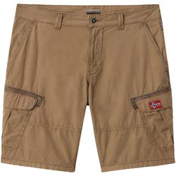 textil Herre Shorts Napapijri NP0A4E1O Brun