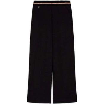textil Dame Løstsiddende bukser / Haremsbukser NeroGiardini E060060D Sort